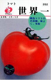 トマト・世界一の種(タネ)【メール便OK】