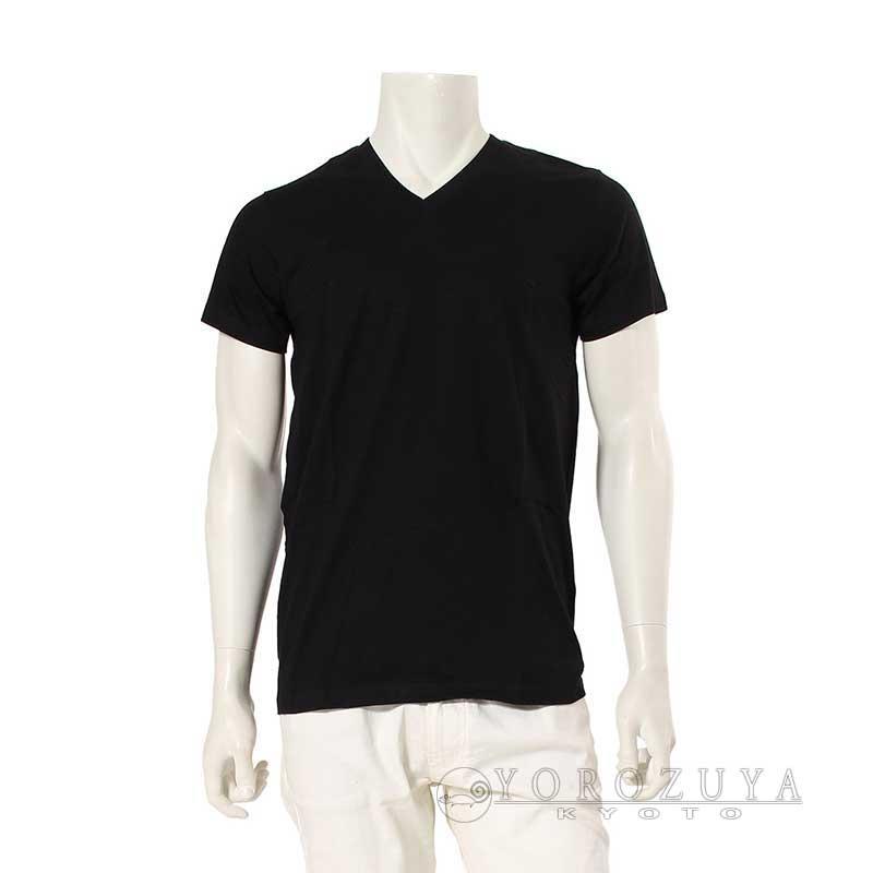 Calvin Klein カルバン・クライン Tシャツ 3P M9065/001/S ブラック Vネックカットソー メンズ アンダーウェア インナー 【新品】