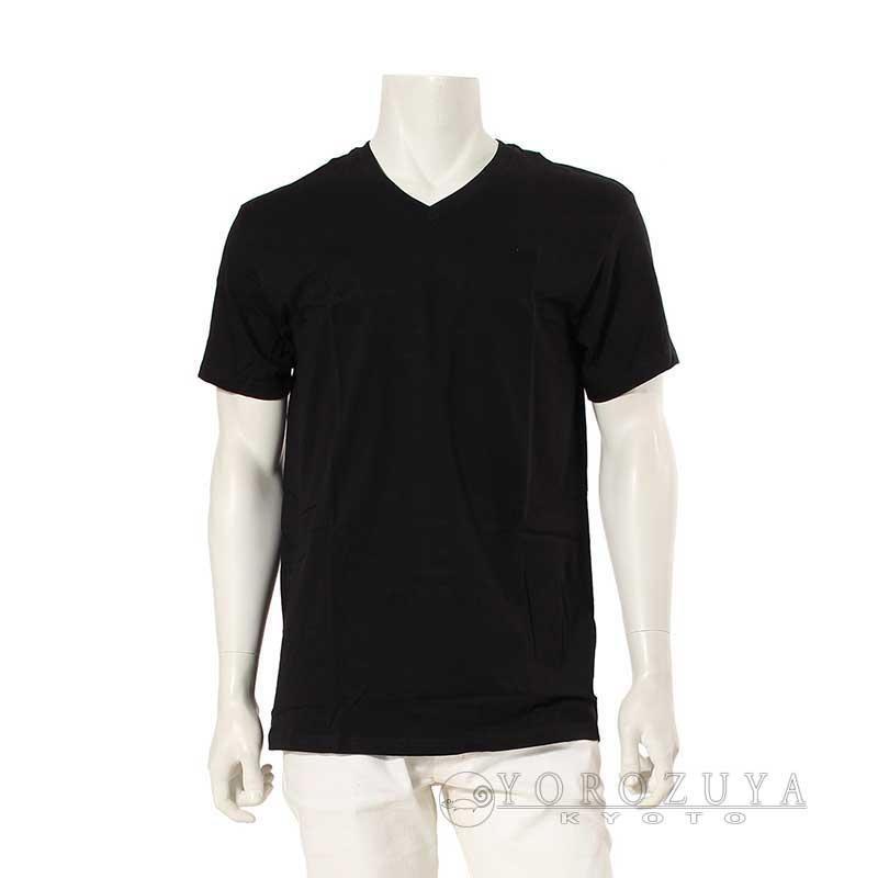 Calvin Klein カルバン・クライン Tシャツ 3P M9065/001/M ブラック Vネックカットソー メンズ アンダーウェア インナー 【新品】