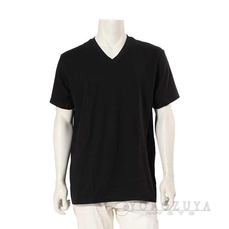 Calvin Klein カルバン・クライン Tシャツ 3P M9065/001/L ブラック Vネックカットソー メンズ アンダーウェア インナー 【新品】