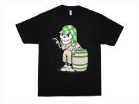 LA直輸入ドクロガイコツスカルメンズTシャツキャラクターM〜XXXLサイズ