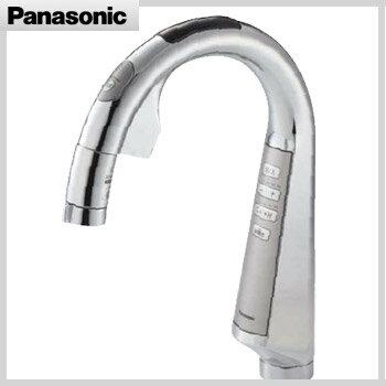 【送料無料】Panasonic パナソニック タッチレススリムセンサー水栓 QS01FPSWTEA 節水型水栓 一般地仕様