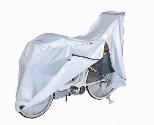 電動アシスト車対応 サイクルカバーKW−379AS/SL 【保護カバー 自転車カバー 自転車関連 自転車 サイクルカバー レインカバー】