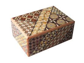寄木細工 秘密箱12回仕掛け japanese puzzle box 12steps