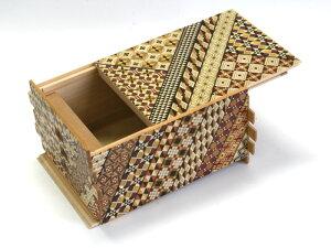 箱根寄木細工 秘密箱72+1回仕掛け 小寄木