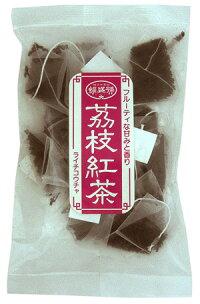 ●茘枝(ライチ)紅茶T/B8パック気軽に飲めるティーバッグ♪