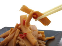 ●【乾筍醤味味付けメンマ】180g耀盛號(ようせいごう・ヨウセイゴウ)