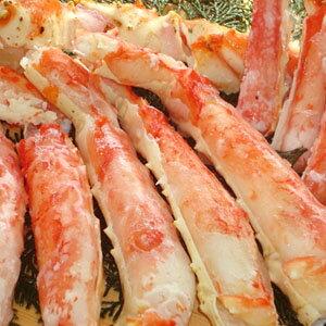 特大タラバ蟹【ボイル・カット済】 ステーキが最高!(約800g)【楽ギフ_包装】【楽ギフ_のし】【イカ】【送料無料】【ギフト】かに カニ たらばがに タラバ蟹