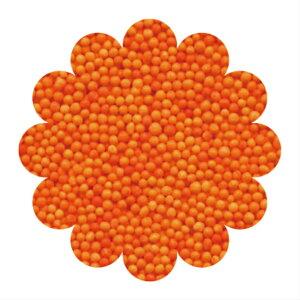 CK スプリンクル ノンパレル 橙 オレンジ 107.7gトッピングシュガー
