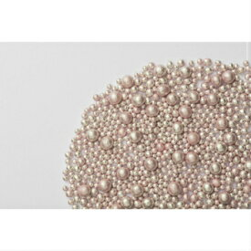 銀の舞 アラザン ミックス ピンク 2mm&3mm&5mm 業務用 180g トッピングシュガー