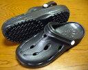 超軽量!片足100gの軽さ柔らかな履き心地のソフトサンダルブラック590-6【】