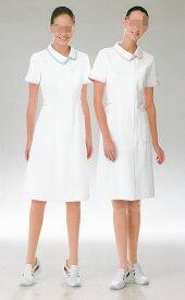 【ラッキーシール対応】白衣 【送料無料】女性用、ナースワンピース白衣CD2837【】