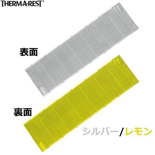 サーマレスト Zライト ソル レギュラー (183cm/410g)【☆】【p3】