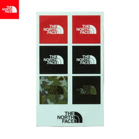 ノースフェイス TNF ロゴ ステッカー#NN83803【☆】【メール便対応】【3FZ】