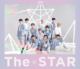 JO1/The STAR【通常盤】(CD+SOLO POSTER)【予約】