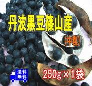 丹波産黒豆【H23年産】1kg