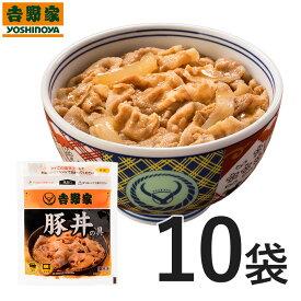 吉野家 新・減塩豚丼の具10袋セット