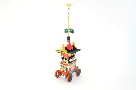 【京都】祇園祭 鉾(ほこ)ミニチュア 月鉾