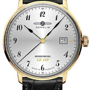(あす楽)[正規輸入品]ZEPPELINツェッペリン【ツェッペリンLZ129HINDENBURGヒンデンブルクドイツ製腕時計7046M1】メンズ10P19Jun15