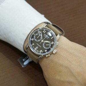 ツェッペリンLZ126LosAngeles腕時計LZ126LosAngeles7614-5クオーツクロノグラフメンズ76145正規輸入品