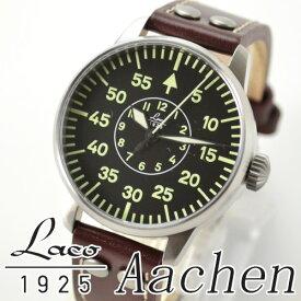(あす楽)ラコ Laco 腕時計 861690 パイロットウォッチ 21系自動巻シリーズ Aachen アーヘン メンズ【送料無料】【包装】【のし】【メッセ入力】【名入れ】【新品】【10P04Jun19】