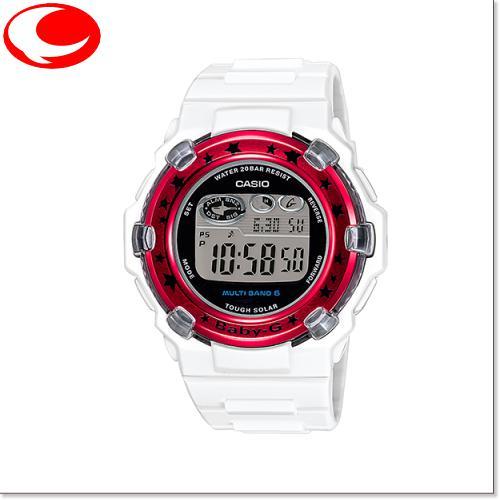 (あす楽) カシオ CASIO Baby-G BGR-3000GS-7JFソーラー電波腕時計【楽ギフ_のし宛書】【楽ギフ_包装】【楽ギフ_メッセ入力】【送料無料】【2015年11月発売】