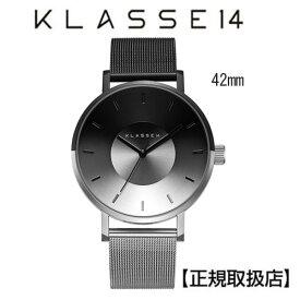 (あす楽)[クラス14]KLASSE14 腕時計 42mm Volare GALAXY Neptune 42mm WVO19GA002M メンズ ステンレスメッシュバンド 【正規輸入品】 【楽ギフ_包装】【楽ギフ_のし】【楽ギフ_のし宛書】【クリスマスプレゼント】