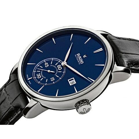 【RADO】DiaMaster Petite Seconde ダイアマスター 腕時計R14053206 COSCクロノメーター (国内正規販売店)【送料無料】【楽ギフ_包装】