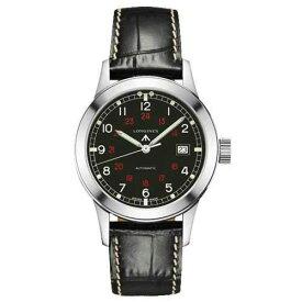 (あす楽)ロンジン 腕時計 LONGINES ヘリテージ ミリタリー COSD L2.832.4.53.0 正規品 L28324530(信頼の2年保証付)※ロンジン専用トラベルケースプレゼント