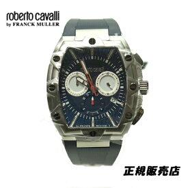 ロベルトカヴァリ バイ フランクミュラー クロノグラフ 腕時計 RV1G082P0011【送料無料】【父の日】【プレゼント】【ギフト】【包装】