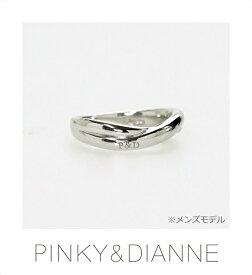 PINKY & DIANNE LOVERS ピンキー&ダイアン ラヴァーズ リング シルバー SV(ロジウムメッキ)