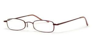 携帯老眼鏡 CK-313 マグネットハードケース付 (バネチョウバンテンプル) 赤/赤 シニアグラス・リーディンググラス【母の日】【敬老の日】【ギフト】
