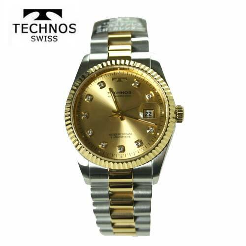 テクノス(TECHNOS) 腕時計 5気圧防水 T9604TC【RCP】【最安値挑戦】【送料無料】【楽ギフ_包装】02P04Sep18 \80,000
