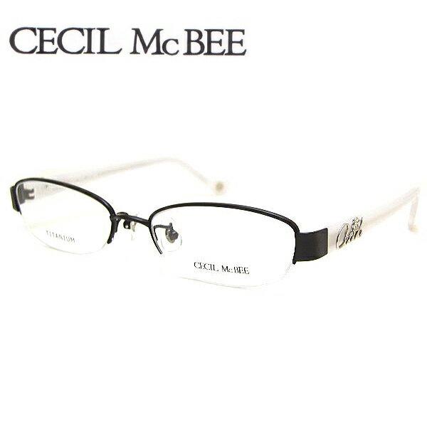 【送料無料】 セシルマクビー メガネフレーム CECIL McBEE CMF3008 COL−1 SIZE−51