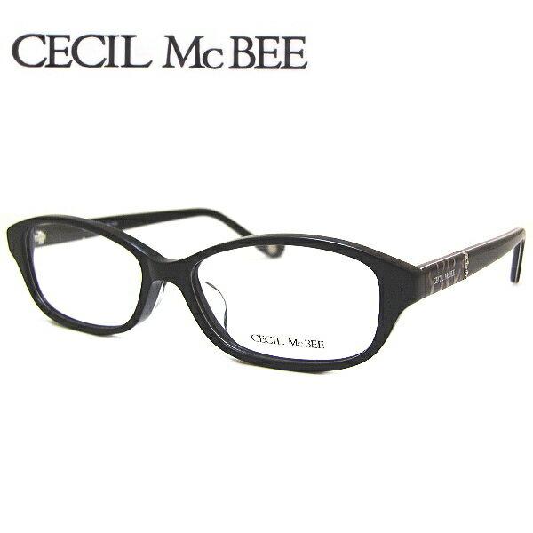 【送料無料】 セシルマクビー メガネフレーム CECIL McBEE CMF7022 COL-1 SIZE-52