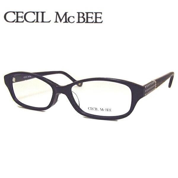 【送料無料】 セシルマクビー メガネフレーム CECIL McBEE CMF7032 COL-1 SIZE-52