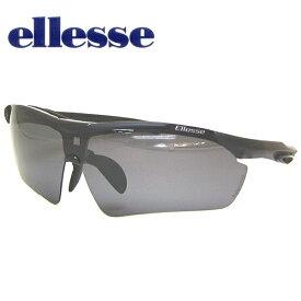 エレッセ スポーツサングラス ellesse ES-S111 COL-1 ゴルフ サイクリング ドライビング フィッシィング 登山 ジョギング スキーetc
