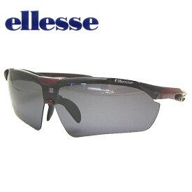 エレッセ スポーツサングラス ellesse ES-S111 COL-4 ゴルフ サイクリング ドライビング フィッシィング 登山 ジョギング スキーetc