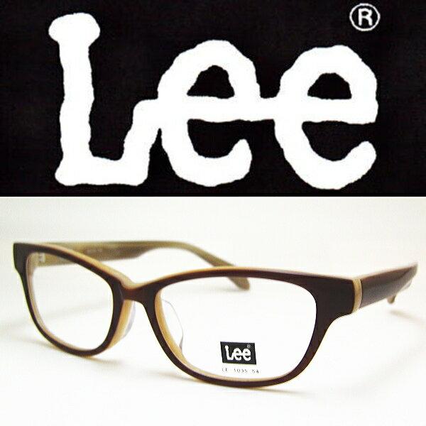 リー メガネフレーム Lee LE1035 COL−3 SIZE−54