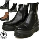 ヨースケ YOSUKE 厚底ブーツ ストレッチブーツ レディース 全3色 S M L LL 1310013(予約)は12月上旬〜の出荷です。