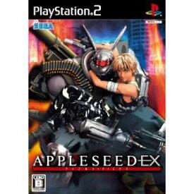 【大特価】【新品】PS2 セガ APPLESEED EX(アップルシード エクス)(通常版)【送料無料】【代金引換不可】【ゆうメール】