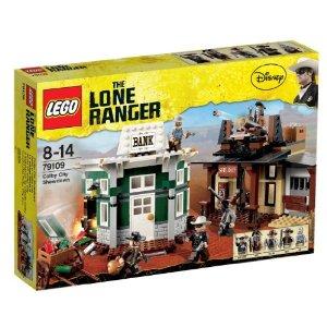 【新品】LEGO レゴ ローンレンジャー 79109 コルビー・シティでの対決 レゴジャパン ブロック