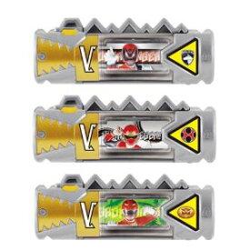 【新品】レジェンド戦隊シリーズ スーパー戦隊獣電池セット03 バンダイ