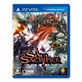 【新品】PS Vita SOUL SACRIFICE ソウル・サクリファイス 通常版 SCE 【送料無料】【代金引換不可】【ゆうメール】