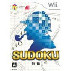 【新品】パズルシリーズ Vol.1 SUDOKU 数独 Wii【送料無料】【代金引換不可】【ゆうメール】