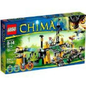 【新品】【パッケージダメージ有】LEGO 70134 チーマ Lavertus'OutlandBase レゴ レゴブロック