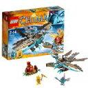 【新品】【SALE】LEGO レゴ R チーマ バーディのハゲワシ・グライダー レゴジャパン CHiMA 70141 バーディノハゲワシグライダー