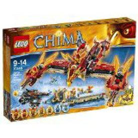 【新品】LEGO レゴ R チーマ 空飛ぶファイヤー神殿 レゴジャパン CHiMA 70146 ソラトブファイヤーシンデン