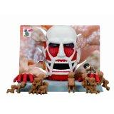 【新品】ツミコレEVO! 進撃の巨人マニア プレックス おもちゃ