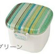 【新品】インディアンコットン フレッシュボックス GR グリーン 弁当箱 ランチボックス